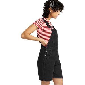 Twik Loose eco-friendly denim overalls Jumpsuit M